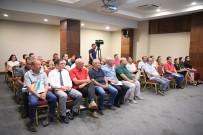 KONYAALTI BELEDİYESİ - Konyaaltı'nda Muhtarlara 'Sıfır Atık' Semineri Verildi