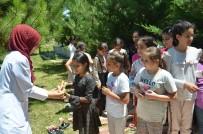 Kur'an Kursu Öğrencilerine Köfte Ekmek İkramı