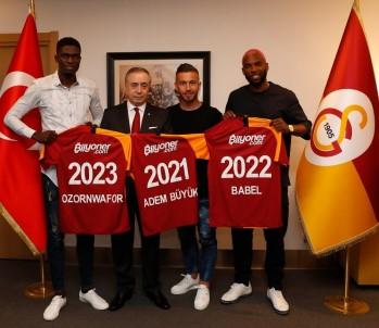 Mustafa Cengiz Açıklaması 'Üçü De Çok Değerli Futbolcular'