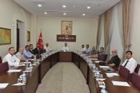 OSB Müteşebbis Heyeti Toplantısı Yapıldı