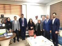 KARABÜK ÜNİVERSİTESİ - Rektör Polat'tan Irak'a Önemli Ziyaret