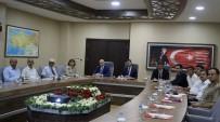 Siirt'te Çocuk Koruma İl Koordinasyon Kurulu Toplandı