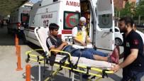 Siirt'te Tarım Aracı Devrildi Açıklaması 2 Yaralı