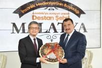 CELALETTIN GÜVENÇ - Tayvanlı Bürokrattan Gürkan'a Ziyaret