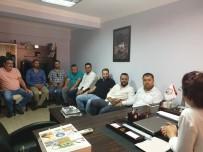 ORÇUN - TOBB Çanakkale Genç Girişimciler Kurulundan Ziyaretler