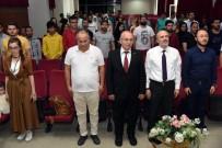 Afyonkarahisar'da TÖMER'de Eğitim Alan Öğrencilere Sertifikaları Teslim Edildi