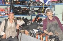 Ayakkabı Tamircileri Çırak Bulamamaktan Şikayetçi