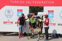 ALI ÖZKAN - Bitlis'te Tekerlekli Kayak Yarışmaları Yapıldı