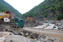 Çamlıktepe'de Kaybolan 2 Kişi İçin Yapılan Çalışmalara 'Turuncu' Uyarı Nedeniyle Ara Verildi