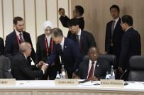 OSAKA - G20 Liderler Zirvesi İkinci Gününde