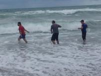 Giresun'da Boğulma Açıklaması 1 Kişi Kurtarıldı, 1 Kişi Kayıp