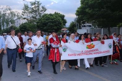 Iğdır'da Sarı Altın Festivali Başladı