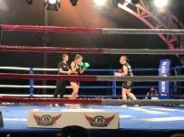 Kicks Boks Şampiyonlar Ligi Müsabakaları Nefes Kesti