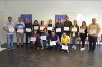 ROTTERDAM - 'Koruyucu Ailede Adaptasyon Sürecinin Geliştirilmesi Projesi' Sertifika Töreni