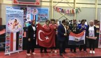 ALI ÖZTÜRK - Para Masa Tenisi Milli Takımı'ndan 10 Madalya