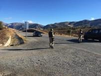 Siirt'te Jandarmadan Narkotik Ve Göçmen Kaçakçılığı Uygulaması