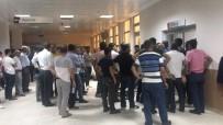 GÖZPıNAR - Siirt'te Trafik Kazası Açıklaması1 Ölü, 5 Yaralı