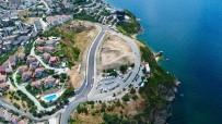 İSTİNAT DUVARI - Yıldıztepe'ye Karayolları'ndan Bürokrasi Engeli