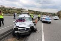 Yozgat'ta Trafik Kazası Açıklaması 7 Yaralı
