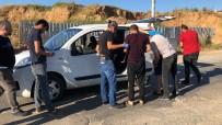 KONTROL NOKTASI - Zehir Tacirleri Polisten Kaçamadı