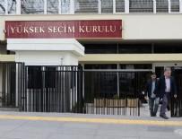 İSTANBUL CUMHURIYET BAŞSAVCıLıĞı - AK Parti'den YSK'ya yeni itiraz