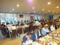 AK Parti Malazgirt İlçe Teşkilatı İnsan Son İftar Yemeği Verdi