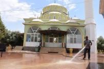 İBADET - Alaşehir'de Camilere Bayram Temizliği