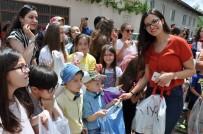 CAMİ İMAMI - Asırlık 'Lüp Lüp' Geleneğine Çocuklardan Büyük İlgi