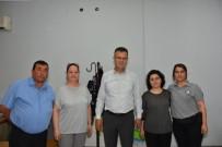 Başkan Öküzcüoğlu, Personeliyle Bayramlaştı