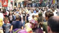 AREFE GÜNÜ - Bursa'da Tarihi Çarşıda Bayram Yoğunluğu