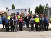 Emniyet Genel Müdürü Uzunkaya, Trafik Denetimine Katıldı