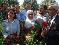 MUSA FARISOĞULLARı - HDP'liler terörist mezarlığını ziyaret etti