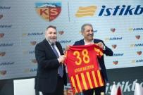 İSTIKBAL MOBILYA - Kayserispor Ana Sponsorundan Sitemkar Açıklama