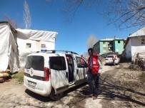 Kızılay Malazgirt Şubesinden 2 Bin Aileye Gıda Ve Giyim Yardımı