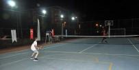 Midyat'ta Tenis Turnuvası Sona Erdi
