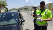 KIRMIZI IŞIK - Muş'ta Drone Destekli Trafik Kontrolü