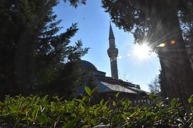 (Özel) Sanayi Ve Tarım Şehri Çorlu'da Süleymaniye Camii Tarihi Dokusuyla Öne Çıkıyor