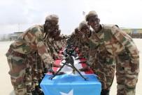 SOMALI - Somalili Askerler İçin Yemin Töreni Yapıldı
