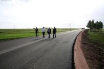 ÜNİVERSİTE KAMPÜSÜ - Vali Pehlivan, Yeşil Yol Projesi Bayburt Etabında Devam Eden Asfaltlama Çalışmalarını İnceledi