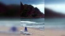 Bartın'da Denizde Hortum Oluştu