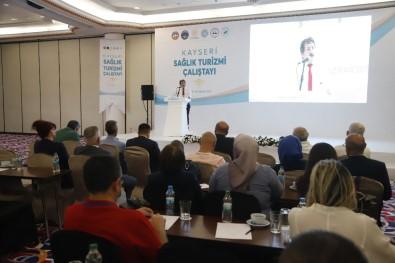 Büyükşehir Belediyesi Tarafından Düzenlenen Sağlık Turizmi Çalıştayı Takdir Topladı