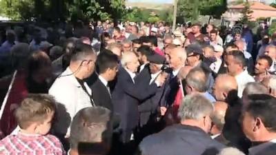 CHP Genel Başkanı Kılıçdaroğlu Kırşehir'de