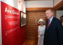 ARA GÜLER - Cumhurbaşkanı Erdoğan, Japonya'da Ara Güler Sergisi'nin Açılışını Yaptı