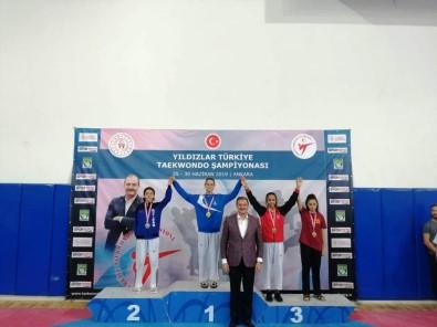 Denizlili Sporcudan Türkiye Şampiyonasında 3.'Lük Gururu