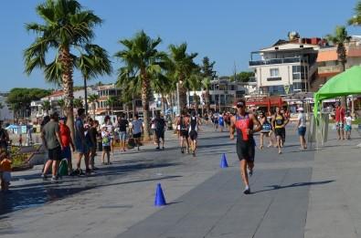 Didim Triatlon Şampiyonası Sona Erdi