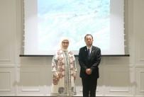 OSAKA - Emine Erdoğan, Japonya'da Belediyenin Sıfır Atık Sunumunu Dinledi