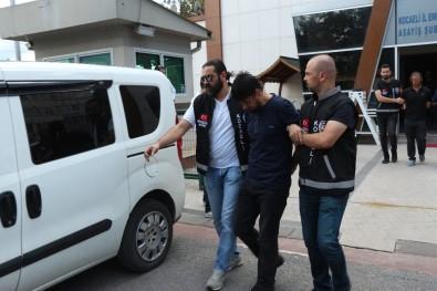 Girdikleri Evlerden 100 Bin TL'lik Vurgun Yapan Hırsızlar Tutuklandı