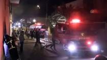 GÜNCELLEME - Kilis'te Tekstil Atölyesindeki Yangın