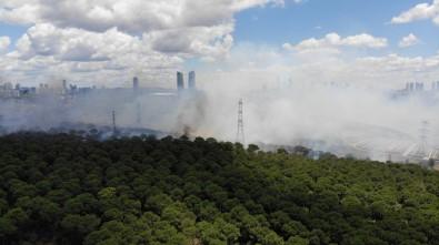 İstanbul Valiliğinden 'Yangın' Açıklaması