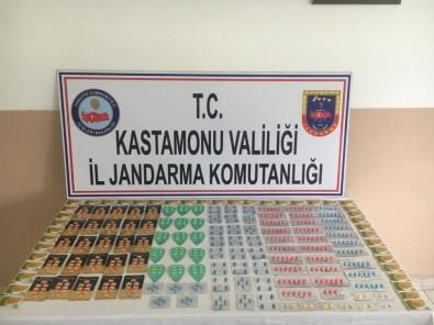 Jandarmadan Kaçak İlaç Operasyonu